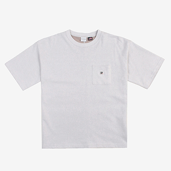 Pocket and Wappen Tシャツ