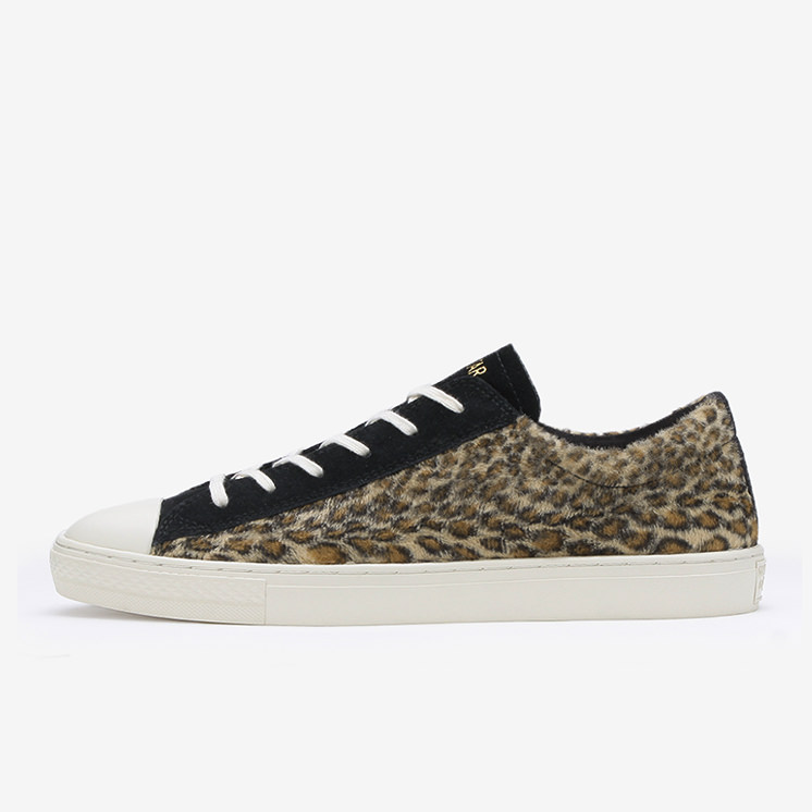 ALL STAR COUPE LEOPARDFUR OX