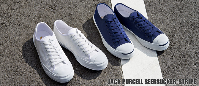 JACK PURCELL SEERSUCKER-STRIPE